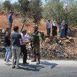 قوات الاحتلال تصيب 12 فلسطينيا بالرصاص وتعتقل سيدة في الضفة الغربية