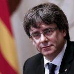 رئيس برلمان كتالونيا يرشح بوتشيمون «المُقال» لرئاسة الإقليم