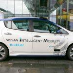 نيسان ستبدأ باختبار سيارات أجرة ذاتية القيادة في اليابان بدءًا من العام المقبل