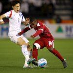 الإصابة تبعد مادبو لاعب قطر عن بقية مباريات خليجي 23