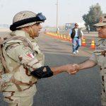 وزير الدفاع المصري يتفقد تدريبات طلبة الكلية الحربية وأكاديمية الشرطة