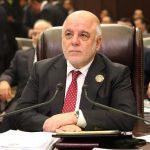 العبادي: لن نقف مكتوفي الأيدي أمام الاعتداء على أي مواطن في كردستان