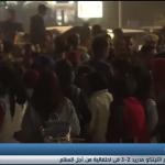 فيديو| جماهير الأهلي المصري راضية عن أداء فريقها رغم خسارته 2-3 أمام أتليتكو مدريد