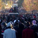مسيرة في الدار البيضاء تضامنا مع الاحتجاج في شمال المغرب