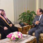 السيسي يستقبل رئيس الهيئة العامة للرياضة السعودي