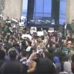 فيديو| احتجاجات أمام الصحفيين المصرية اعتراضا على قرار ترامب بشأن القدس