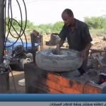 فيديو| يمني كفيف يتحدى إعاقته ويفتتح ورشة لإصلاح السيارات