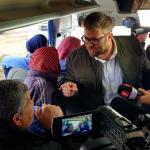 الفلسطينيون يطالبون بمحاسبة عضو بالكنيست بسبب عنصريته