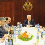 قيادة التحرير الفلسطينية تجتمع لبحث تداعيات قرار ترامب