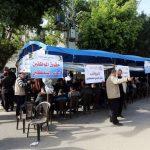 نقابة موظفي غزة: لن نسمح بعودة موظفي السلطة لمزاولة عملهم