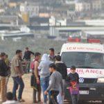 إصابة فلسطينية برصاص الاحتلال شرق خان يونس