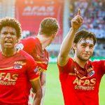 ألكمار يفوز علي فيليم تيلبورج بالدوري الهولندي