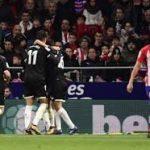 إشبيلية يقصي أتليتيكو مدريد ويصعد لنصف  نهائي كأس ملك إسبانيا