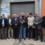 الفصائل الفلسطينية تحذر من عقد لقاءات مع نائب الرئيس الأمريكي
