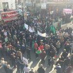فيديو  تواصل «فعاليات الغضب» في الأراضي الفلسطينية نصرة للقدس