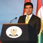 بارزاني: المباحثات بين كردستان وبغداد بداية جيدة لحل الأزمة