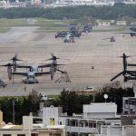 اليابان تنتقد أمريكا لتحليق طائرات عسكرية فوق مدرسة في أوكيناوا