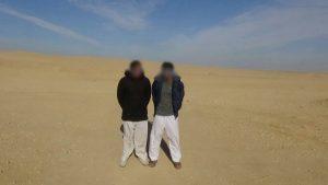 صور  الجيش المصري يقضي على تكفيريين ويقبض على آخرين بسيناء   قناة الغد