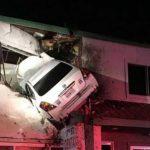 صور| حادث سيارة يثير اندهاش مستخدمي مواقع التواصل الإجتماعي