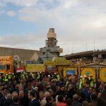 مصر.. نقل رمسيس الثاني لبهو المتحف الكبير