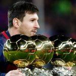 صحيفة فرنسية: 300 ألف يورو دخل ميسي يوميا مع فريق برشلونة