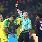 إيقاف حكم لعرقلته لاعبا بالدوري الفرنسي