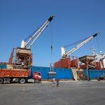 الأمم المتحدة تعلن وصولها إلى شركة مطاحن البحر الأحمر في اليمن