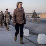 وزيرة الدفاع الألمانية: الحرب ضد الإرهابيين «لم تنته»