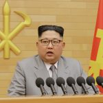 كيم جونغ أون يلمح لمشاركة كوريا الشمالية في أولمبياد بيونغ تشانغ