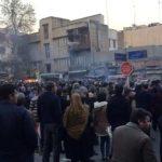 السلطات الإيرانية تقتل 50 معارضا وتعتقل 3 آلاففي مظاهرات تجتاح البلاد