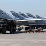 الجيش الروسي يسقط طائرة مجهولة دون طيار قرب قاعدة حميميم في سوريا