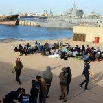 إنقاذ 290 مهاجرا مقابل السواحل الليبية