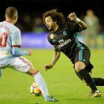 مارسيلو مدافع ريال مدريد: نشعر وكأننا نغرق