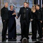 «ثري بيلبوردز» و«ليدي بيرد» يفوزان بجوائز جولدن جلوب