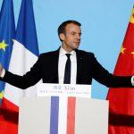 ماكرون يدعو إلى تحالف بين فرنسا والصين من أجل «مستقبل العالم»