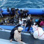 مقتل 11 مهاجرا وإنقاذ 263 قبالة السواحل الليبية