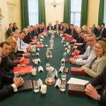 وزير سابق يصف التعديل الوزاري بالحكومة البريطانية بأنه «مهزلة»
