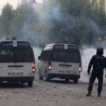 مراسلة الغد: محتجون يحاولون إحراق مركز للشرطة بالعاصمة التونسية