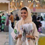 صور| مشجعات أهلي جدة أول سعوديات داخل ملاعب الكرة