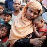 مسلمو الروهينجا يعانون في المخيمات عشية اليوم العالمي للاجئين