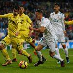 مشاكل ريال مدريد تتفاقم بالهزيمة أمام ضيفه فياريال