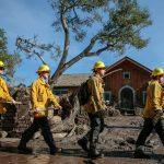 حصيلة انزلاقات التربة في كاليفورنيا ترتفع إلى 19 قتيلا