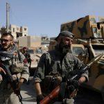 فيديو| قوات سوريا الديمقراطية تشتبك مع مسلحين مدعومين من تركيا