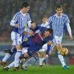 ديمبلي مهاجم برشلونة يعاني من إصابة أخرى في عضلات الفخذ الخلفية