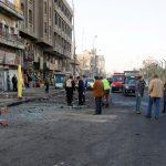 فيديو| مراسل الغد: 28 قتيلا و93 مصابا بهجوم انتحاري مزدوج وسط بغداد
