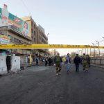 26 قتيلا في هجوم انتحاري في وسط بغداد