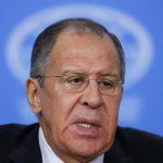 لافروف: التصرفات الأمريكية في سوريا استفزاز أو عدم فهم للوضع
