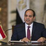 الرئيس المصري عبد الفتاح السيسي يعلن ترشحه لفترة رئاسية ثانية