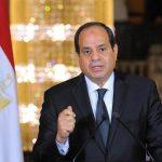 السيسي في عيد الشرطة: ثورة 25 يناير كانت الحافز لنا لخوض معركة التنمية