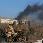 18 قتيلا في الهجوم على فندق فخم في كابول بينهم 14 أجنبيا